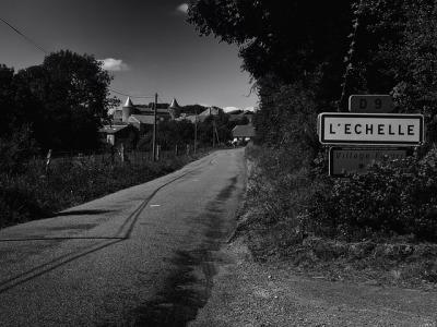 フランス田舎町